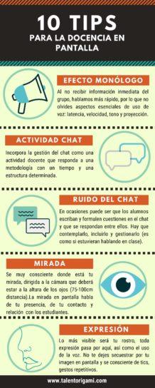 10 tips para la docencia online 1