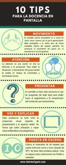 10 tips para la docencia online 2